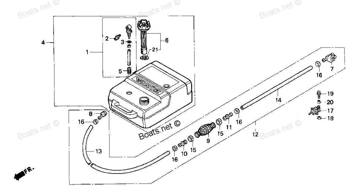 лодочные моторы honda bf25a
