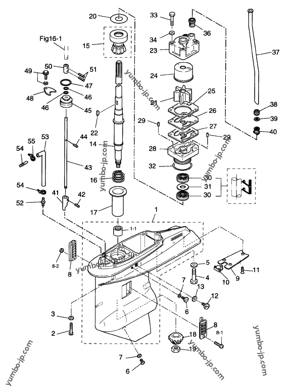 tohatsu 90 hp outboard wiring diagram diagram for gear case  drive shaft  for tohatsu m90a  90 hp  drive shaft  for tohatsu m90a  90 hp